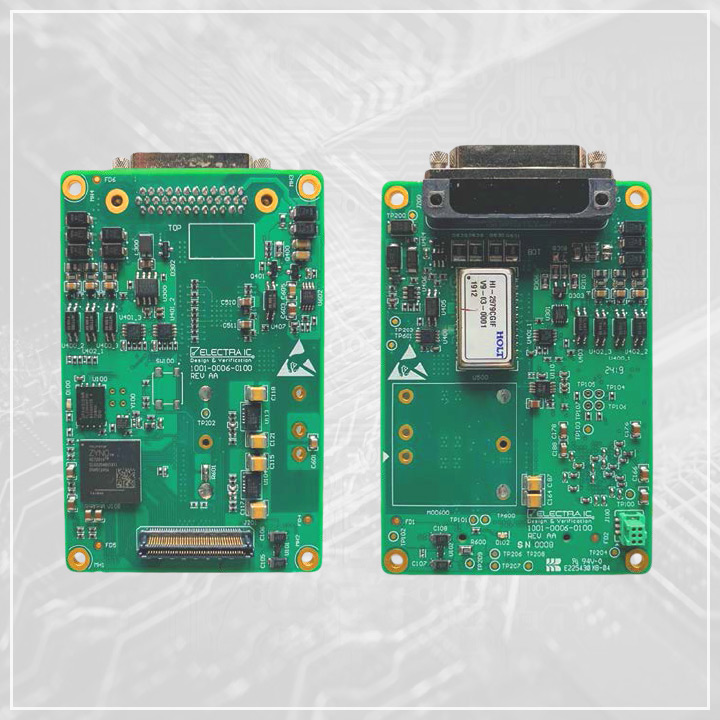 mil-std-1553-board - Electronic Cards