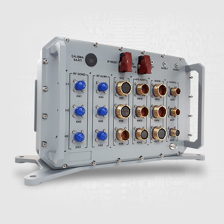 switching-box-for-radar-systems - Embedded Systems