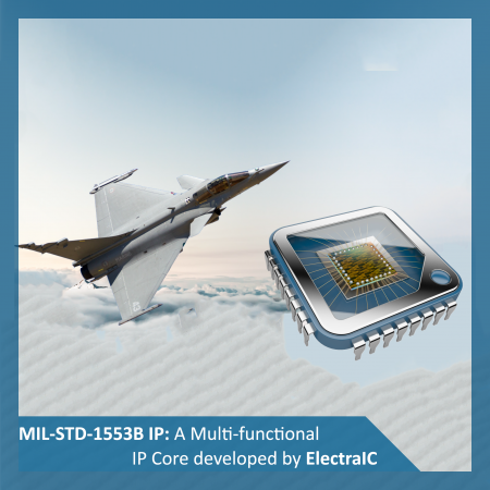 9MIL-STD-1553B IP-ElectraIC